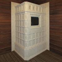 Банная печь БП15