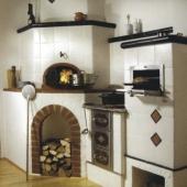 Угловая пекарная печь ПП3