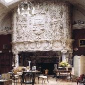 Замковый камин ДК2