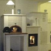 Комбинированная печь К4