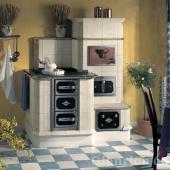 Кафельная варочная печь ВП6