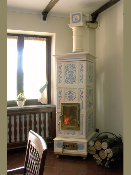Керамическая печь КО57