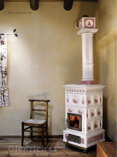 Керамическая печь КО64