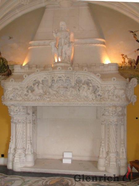 Дворцовый камин ДК8