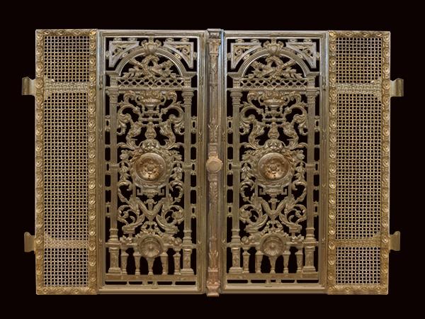 Антикварные дверцы АНД 1