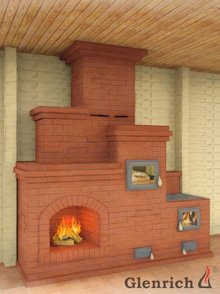Комбинированная печь К5