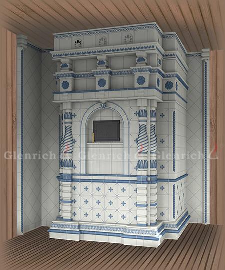 Банная печь БП24