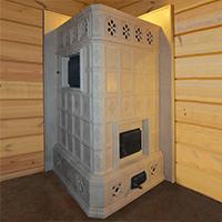 Банная печь БП19