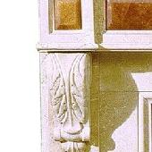 Мраморный камин МК25