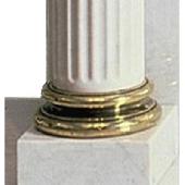Мраморный камин МК23
