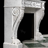 Антикварный камин АМК23