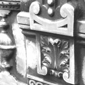 Английский камин АК14