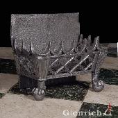 Каминный дровник АД31