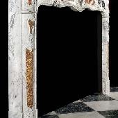 Антикварный камин АМК5