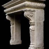 Антикварный камин АМК14