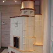 Кафельная печь КП41