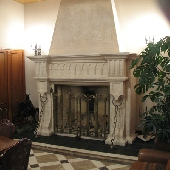 Дворцовый камин ДК5