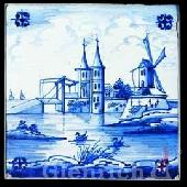 Кафель Delft2