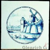 Кафель Delft8