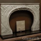 Мраморный камин МК15