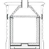 Отопительная печь КО12