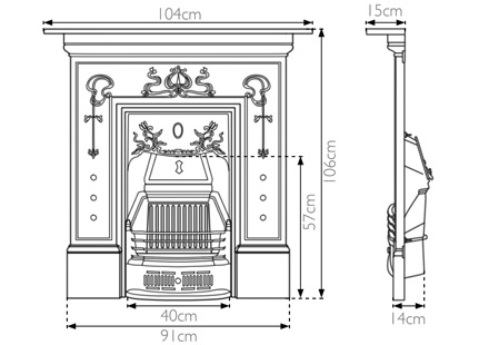 bella-cast-iron-combination-fireplace-technical