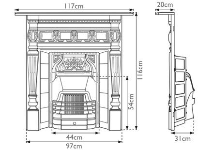 lambourn-cast-iron-combination-fireplace-technical