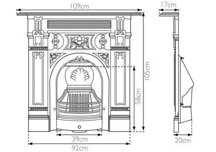 victorian-large-cast-iron-combination-fireplace-technical